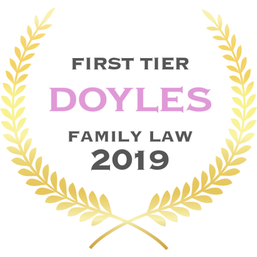 Doyles First Tier 2019